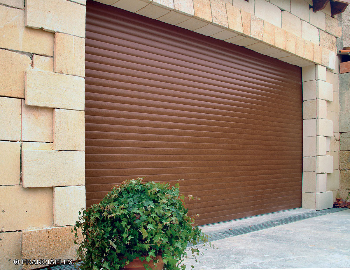 Porte de garage enroulable easydoor for Porte garage enroulable