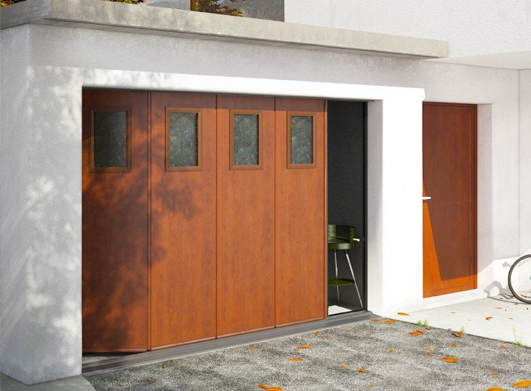 installation portes de garage La Tour-de-Salvagny